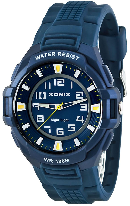 Men-s-XONIX-SportsWatch-Analog-Nickel-Free-Water-Resistant-100M