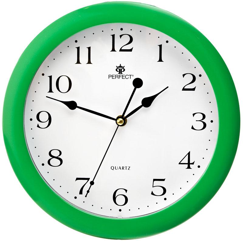 Green Kitchen Wall Clocks