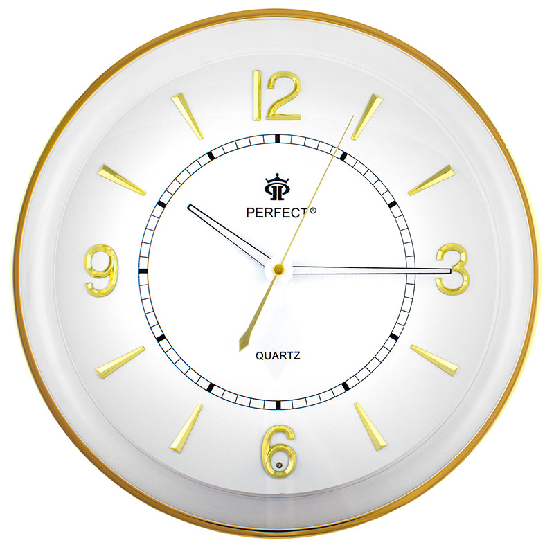 High Quality Wall Clock Perfect Silent Sweep